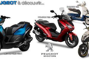 Peugeot GAMME 2019 à découvrir